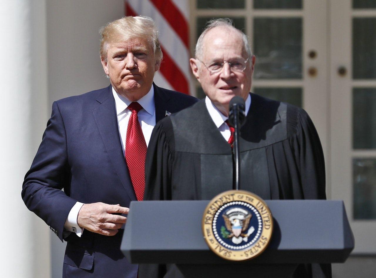 獲提名出任最高法院大法官