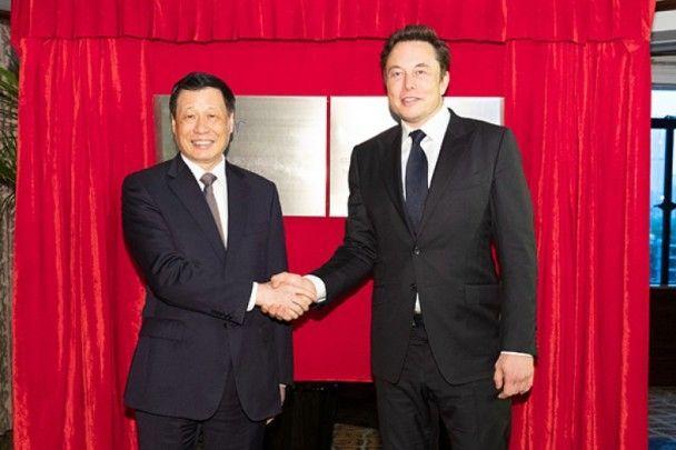 Tesla將在上海設廠冀年產50萬輛車