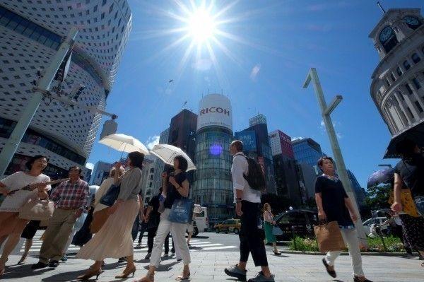 日本今年中暑身亡恐破1,000人