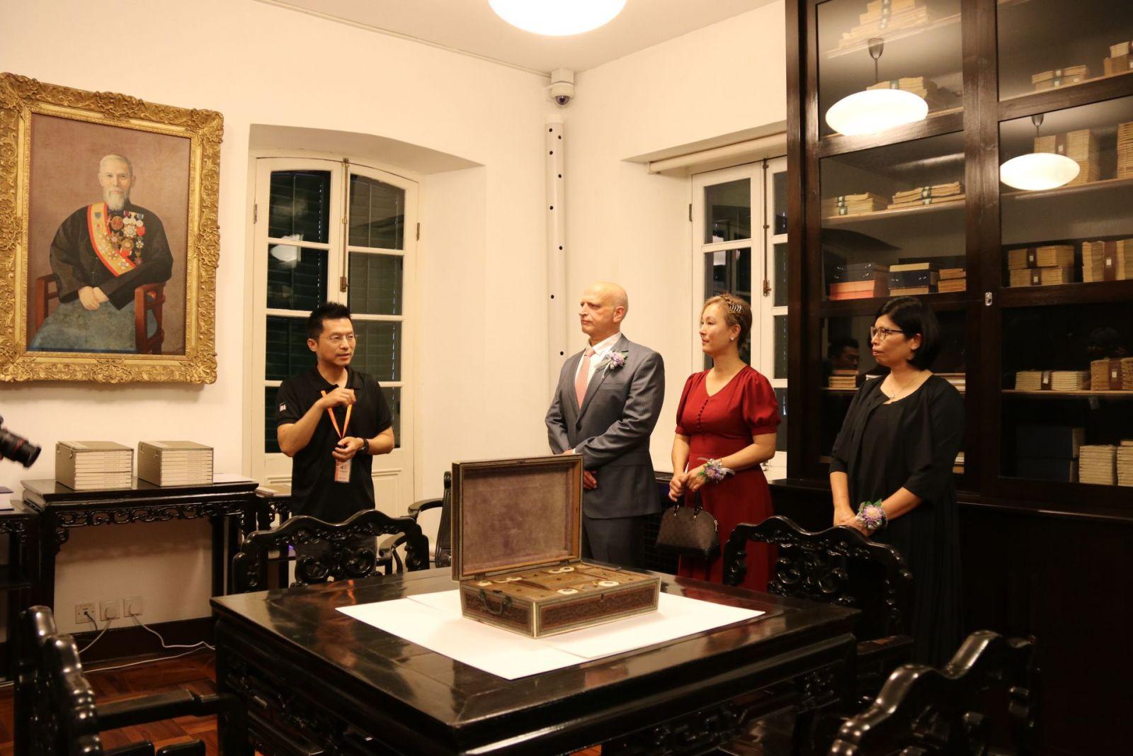 系列活動助市民了解該館歷史