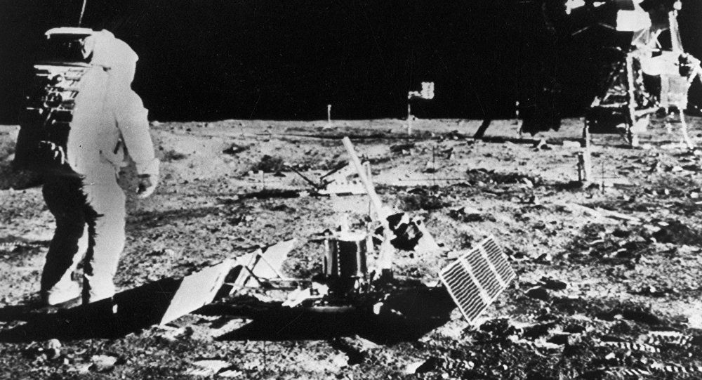 NASA公開「阿波羅11號」登月錄音