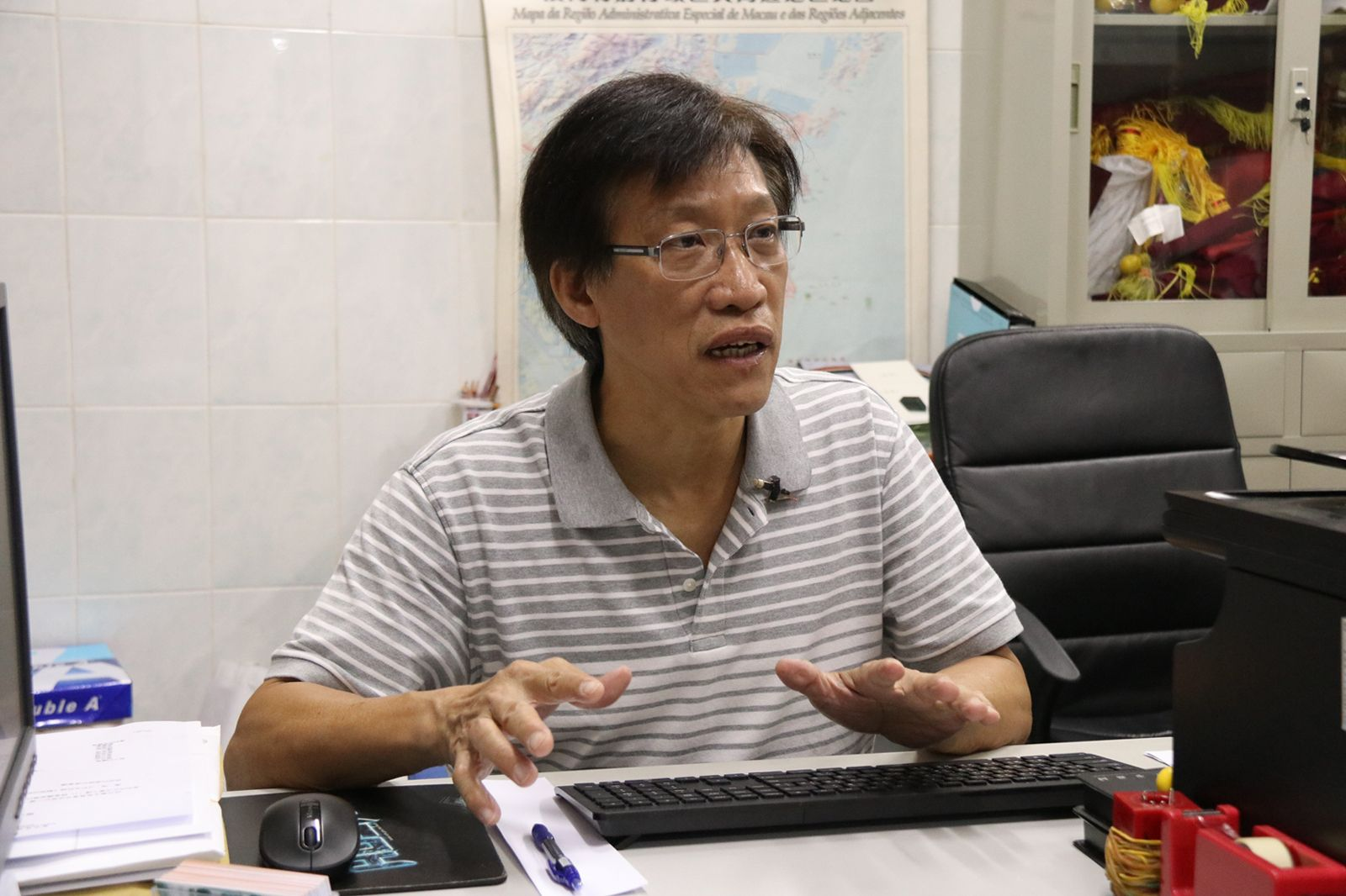 前港天文台長:未來形成超級颱風機率更高