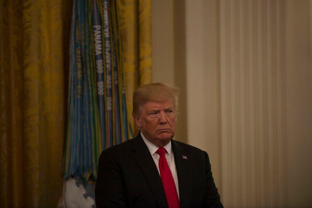 特朗普總統之位搖搖欲墜?