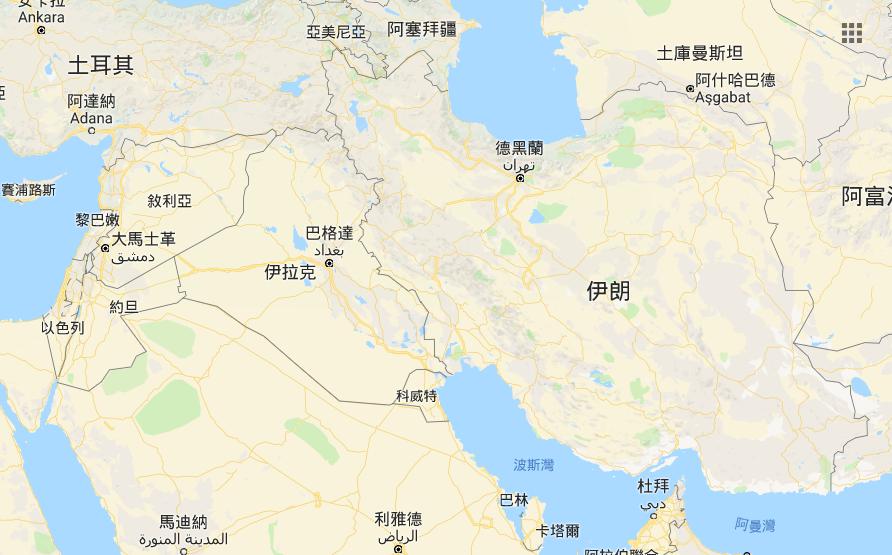 伊朗兩日內接連地震逾300傷