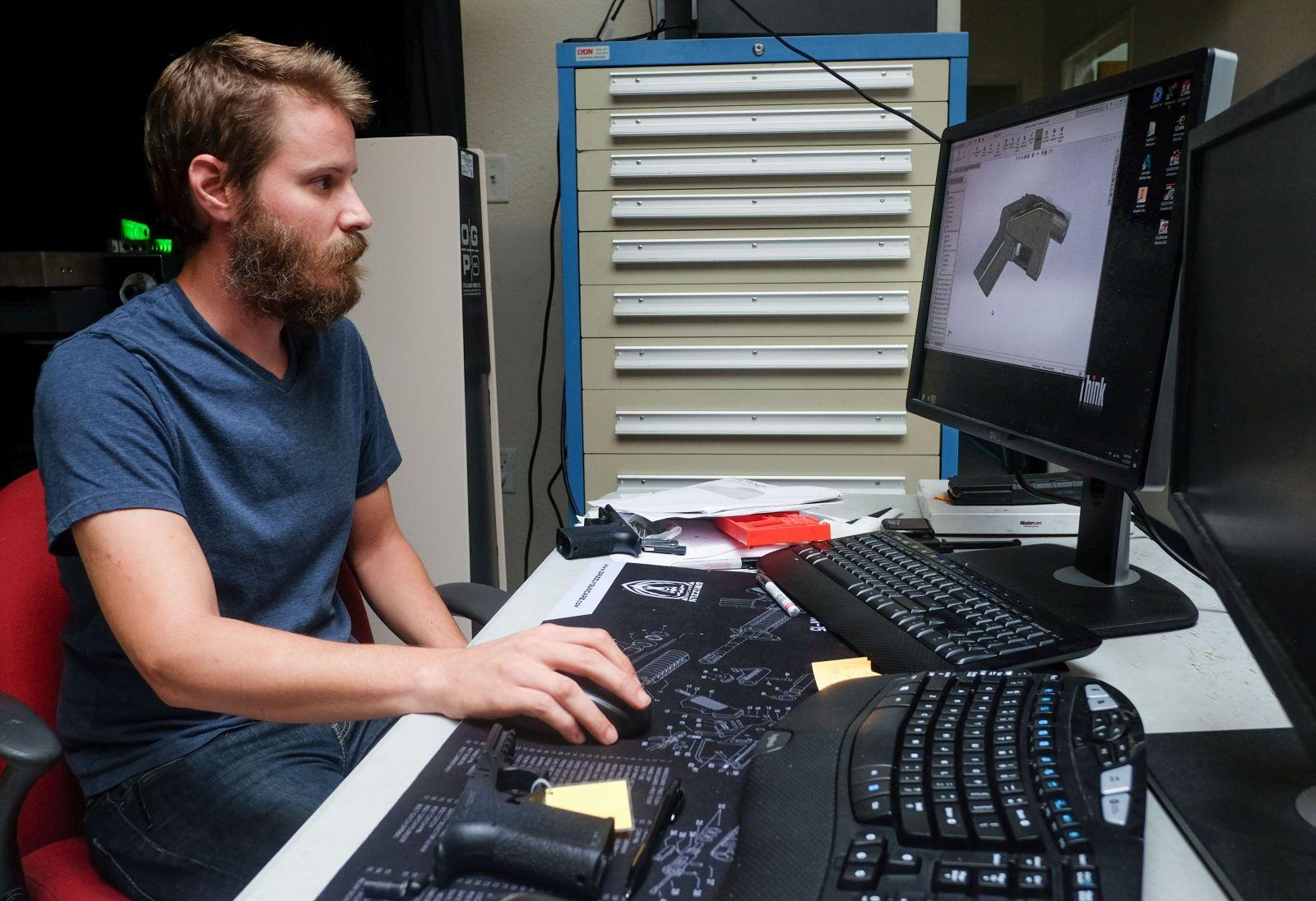 【開價80元】美公司網上發售3D打印槍械設計圖
