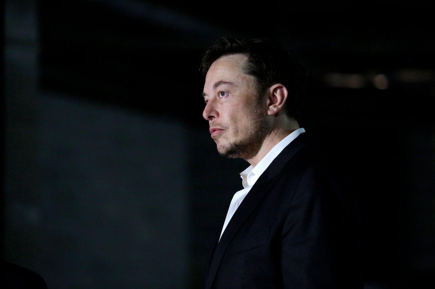 馬斯克與美證交達成協議辭任Tesla主席