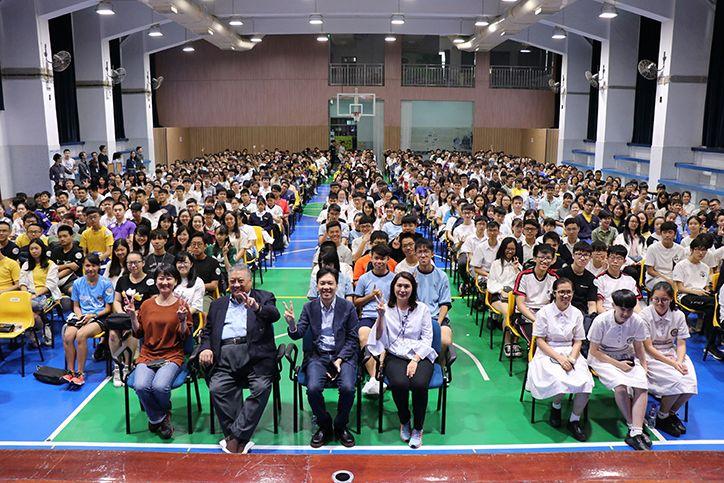 近1,400名學生參與