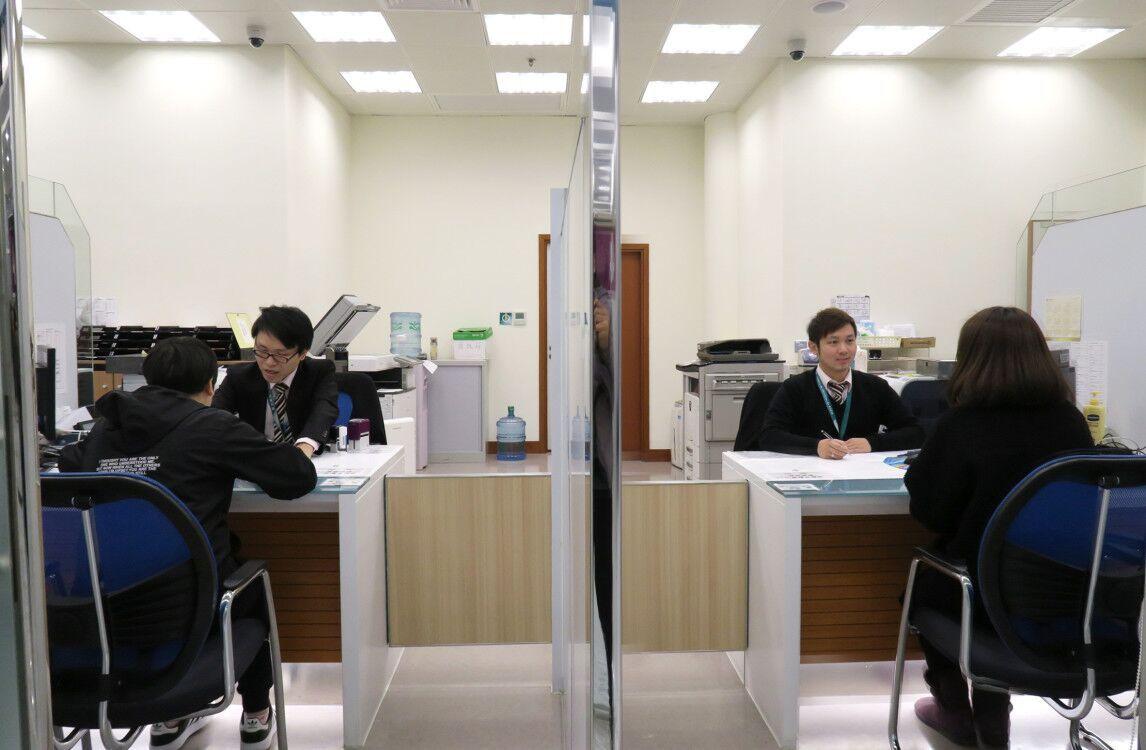 身份證明局明起推「一窗式」服務櫃檯