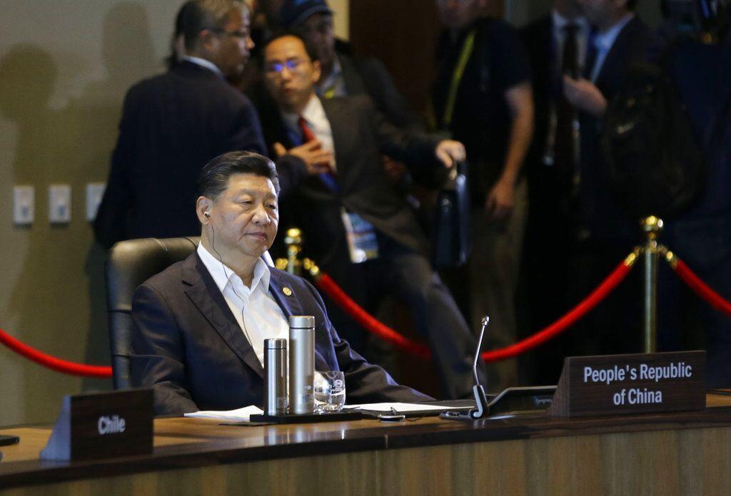 習近平籲亞太經濟一體化 抵制保護主義
