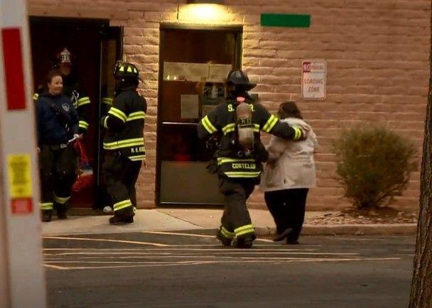 美國丹佛老人院大火1死13傷