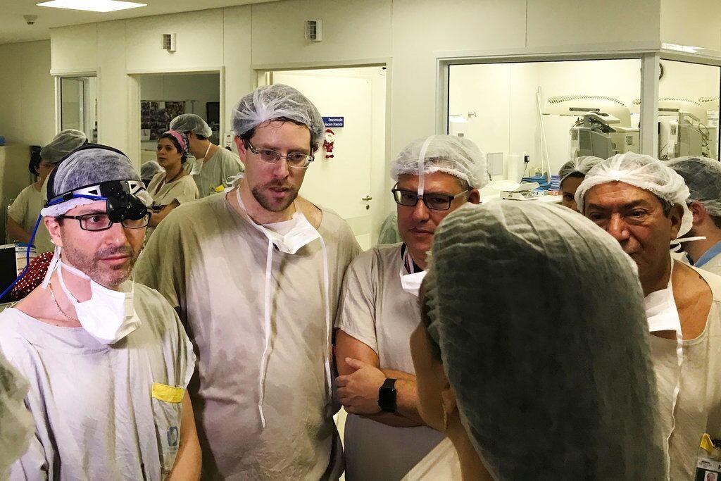 巴西女移植死者子宮成功誕嬰