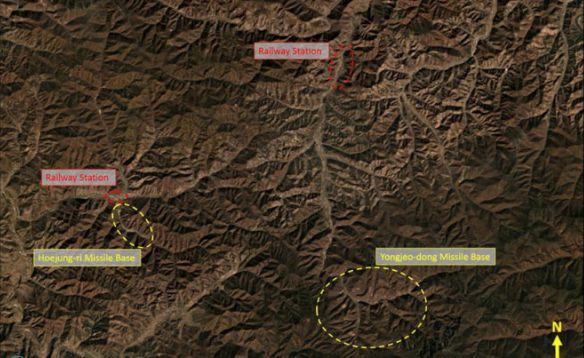 【從未曝光】朝鮮疑擴建遠程導彈基地