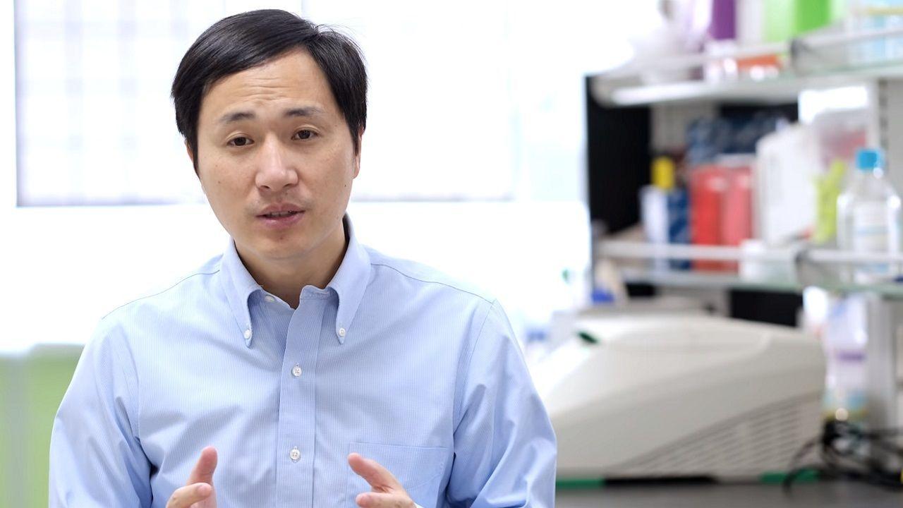 賀建奎基因嬰兒實驗註冊被駁回