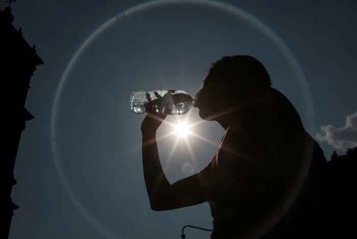 【全球暖化】今年氣溫將為史上第四熱