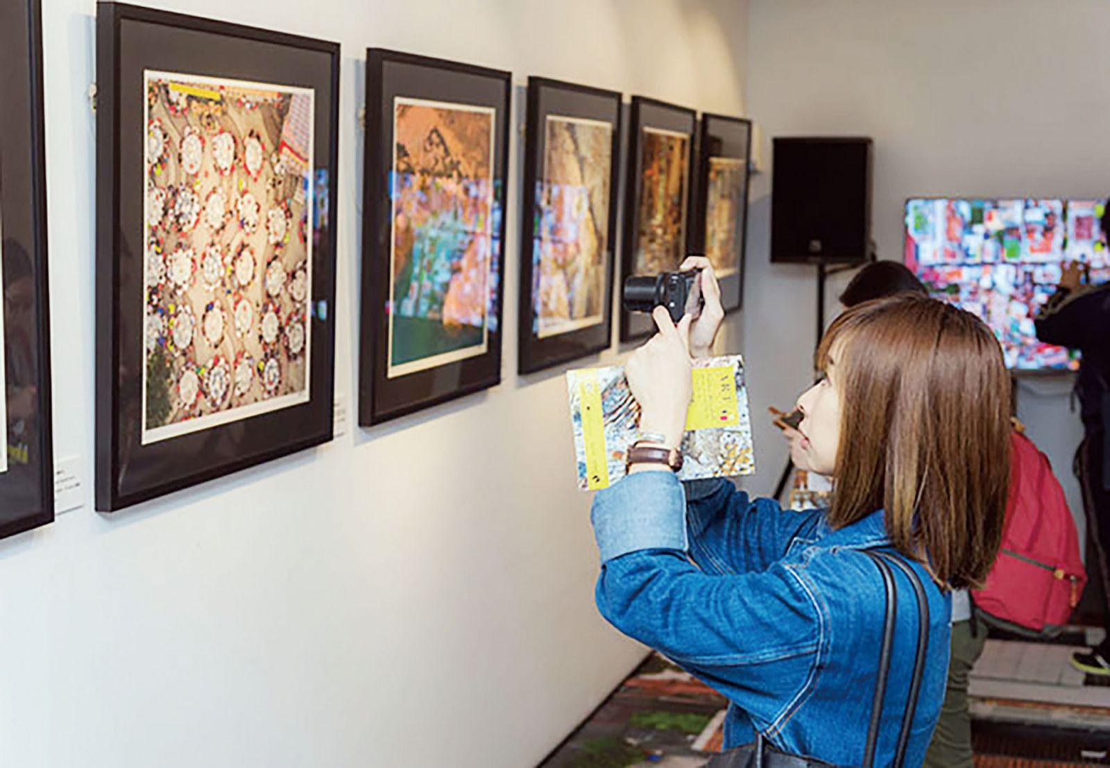 氹仔城區文化協會呈獻航拍展覽「方圓顯耀」