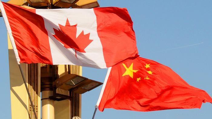 在華被扣留加拿大女教師獲釋回國