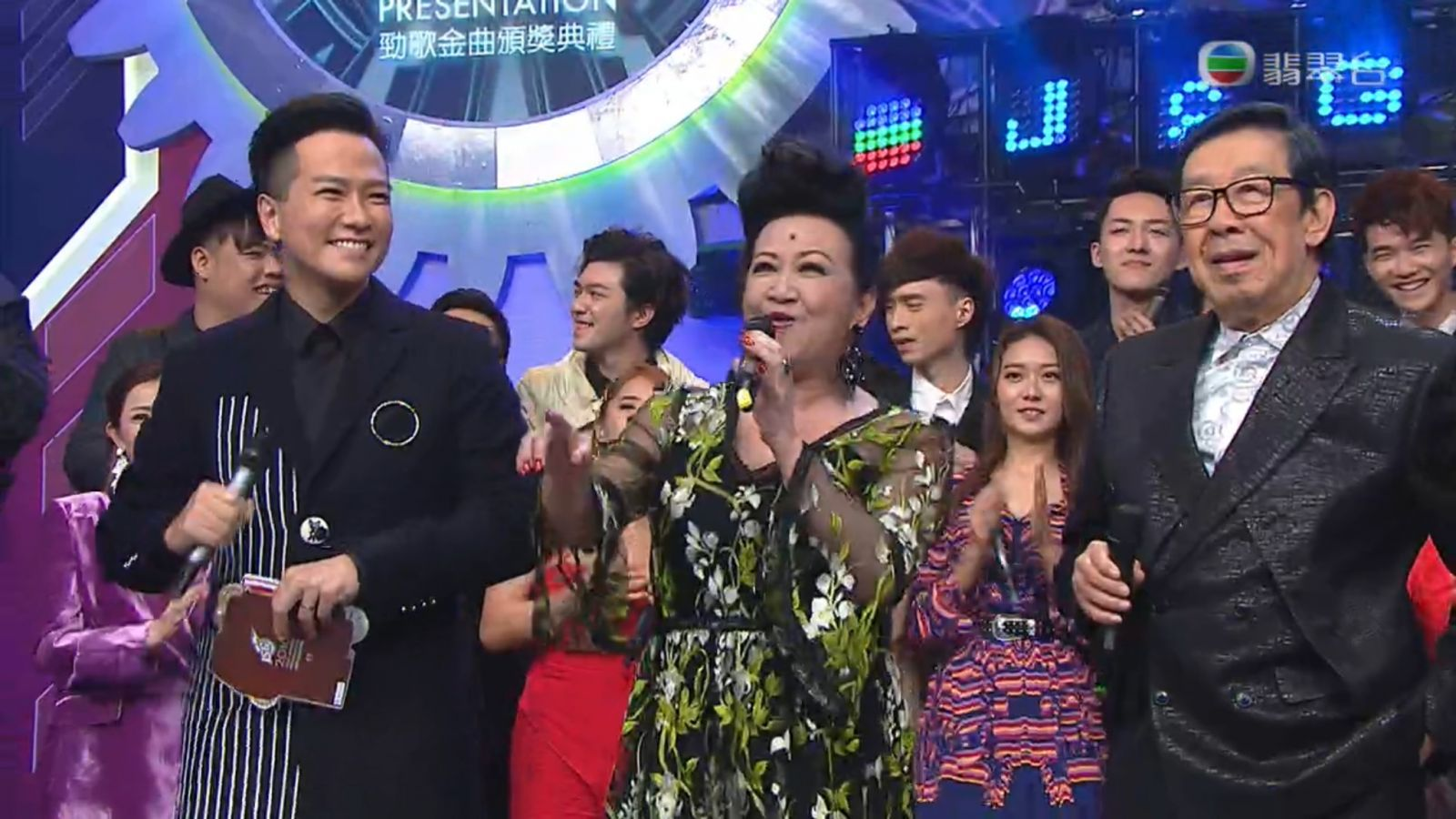 68歲薛家燕《勁歌》晒Rap功