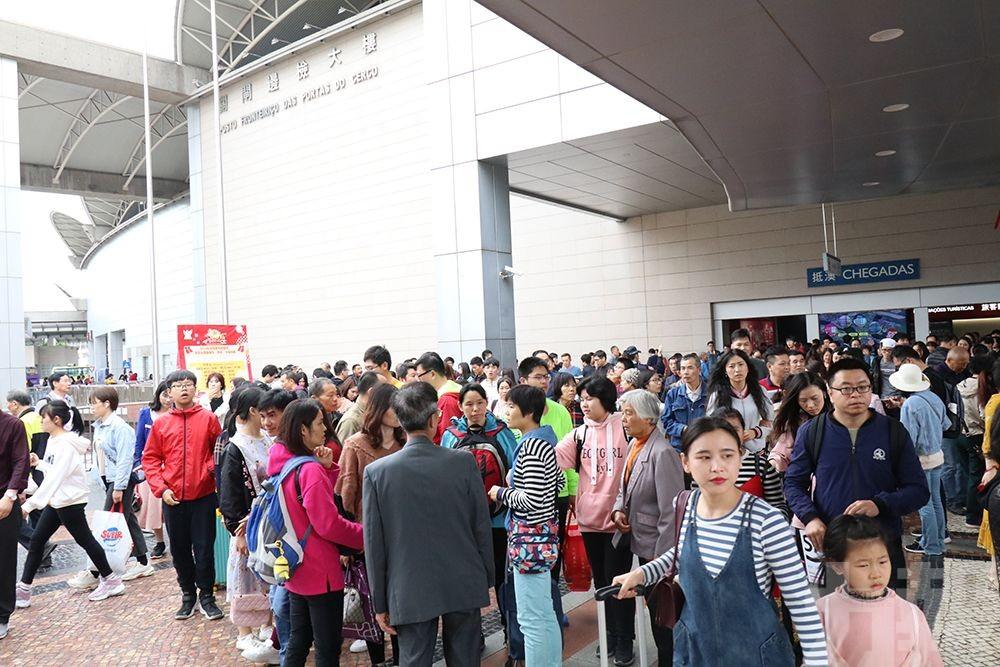 訪澳旅客逾121萬人次 按年增26.6%