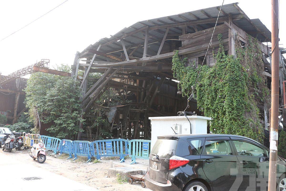 文化局:荔枝碗三建築不在文物緩衝區內