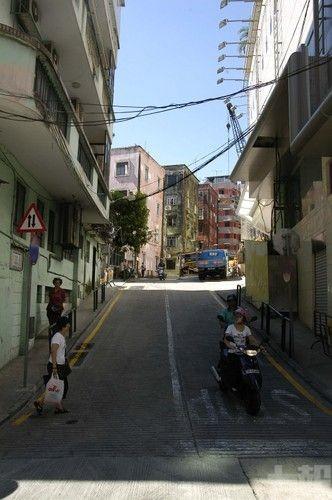 哪咤廟斜巷部份路段周四起封閉交通