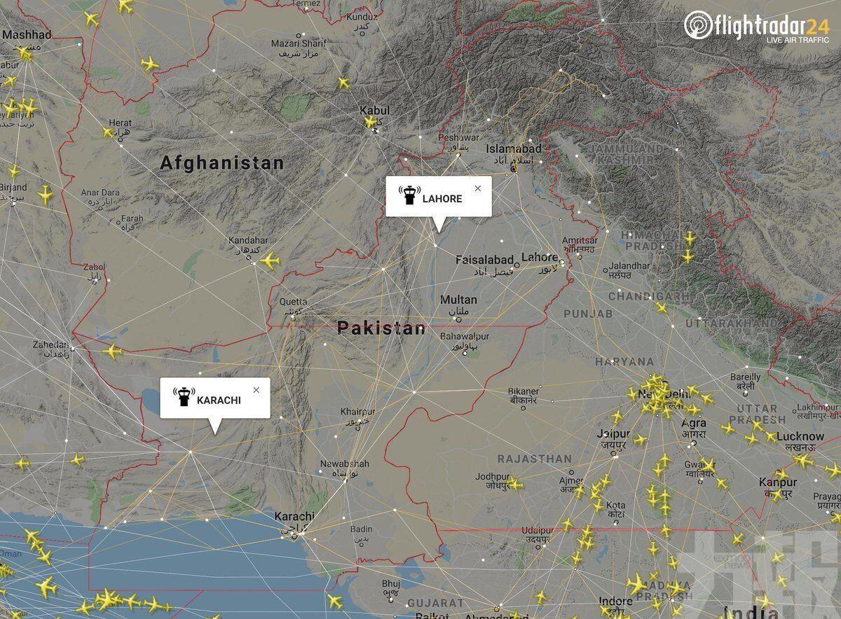 影響全球數千航班