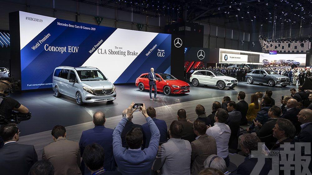 日內瓦車展新車情報