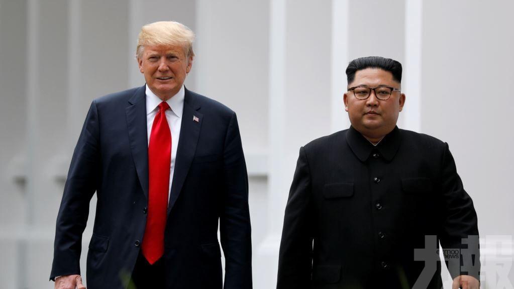 特朗普撤銷針對朝鮮新增制裁措施