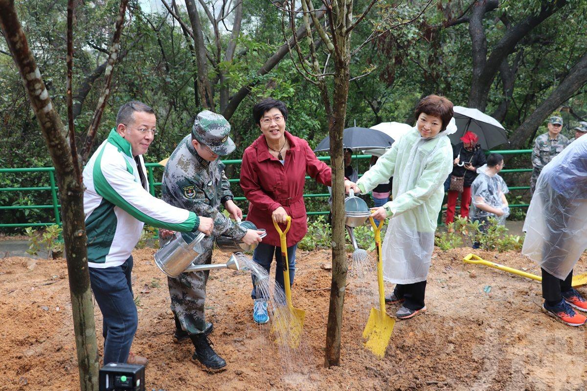 市民冀當局加強綠化社區