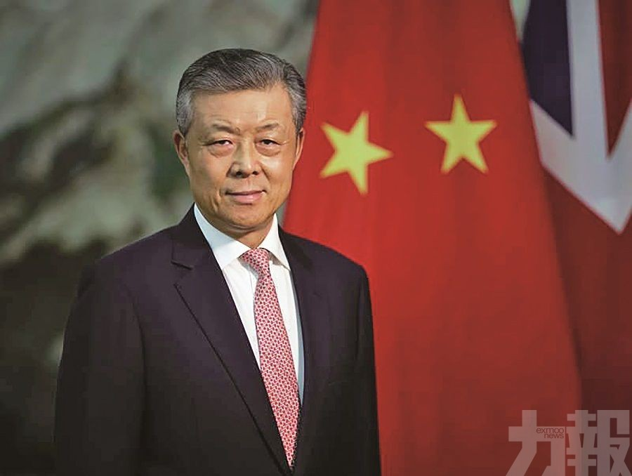 中駐英大使:相信能做獨立正確決策