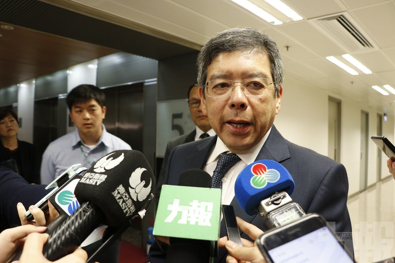 羅立文:今屆政府內完成初期報告