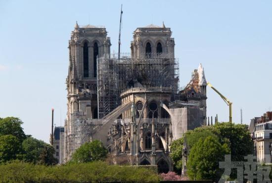 法國會通過加速巴黎聖母院重建 5年內完工