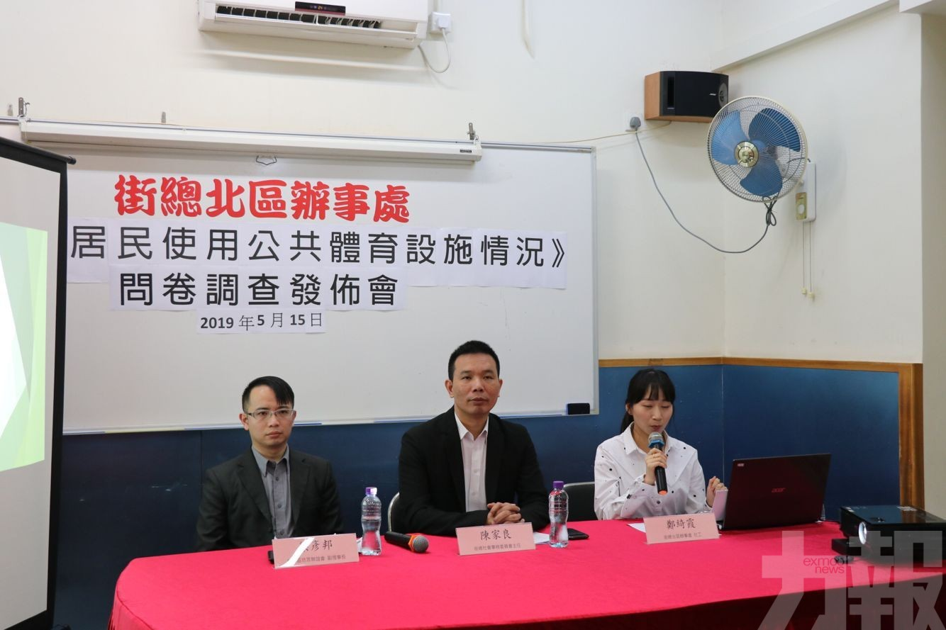 滿足北區居民運動需求
