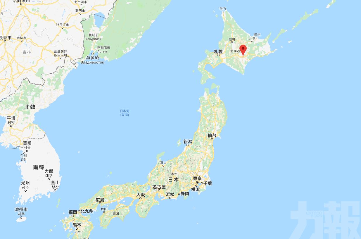 北海道飆至39.5度刷新當地最高紀錄