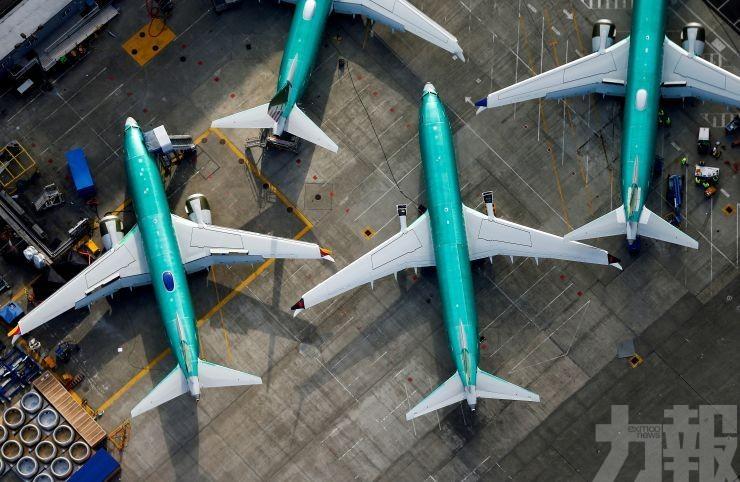 全球逾300客機受影響