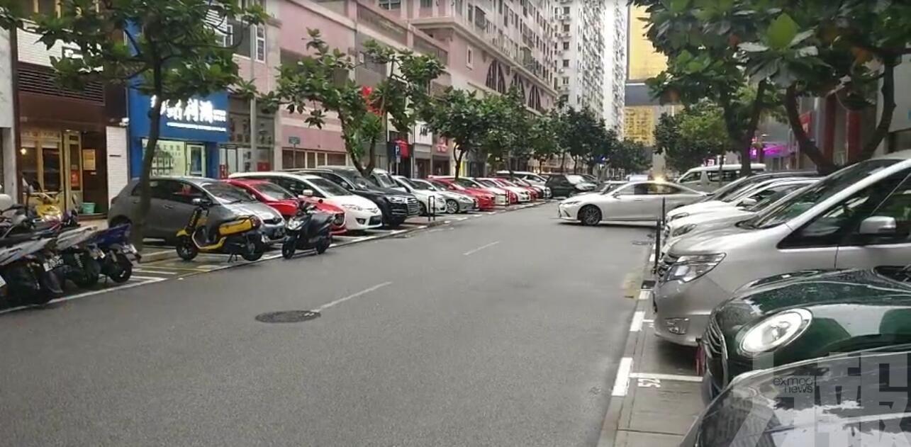 辜文達:有效增加泊車位流動性