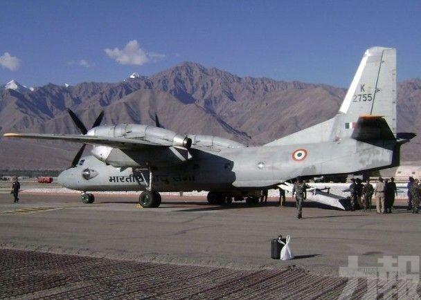 印度再有軍機失聯
