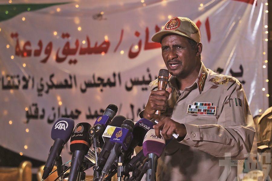 蘇丹六三大屠殺釀數百死傷