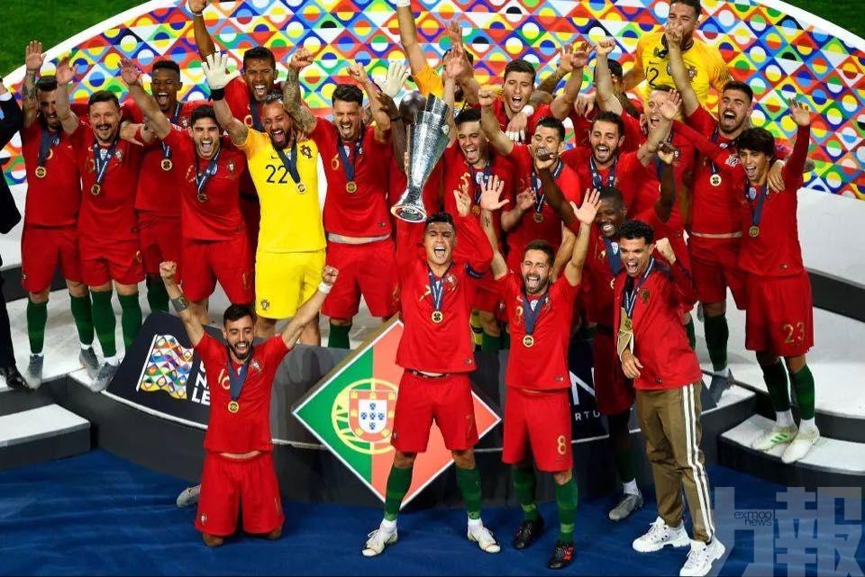 葡萄牙勇奪首屆歐國聯冠軍