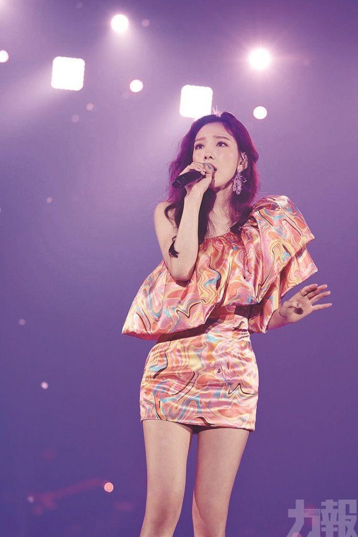 少女時代泰妍自爆患抑鬱症