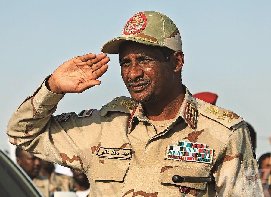 蘇丹軍方竟怪罪示威者