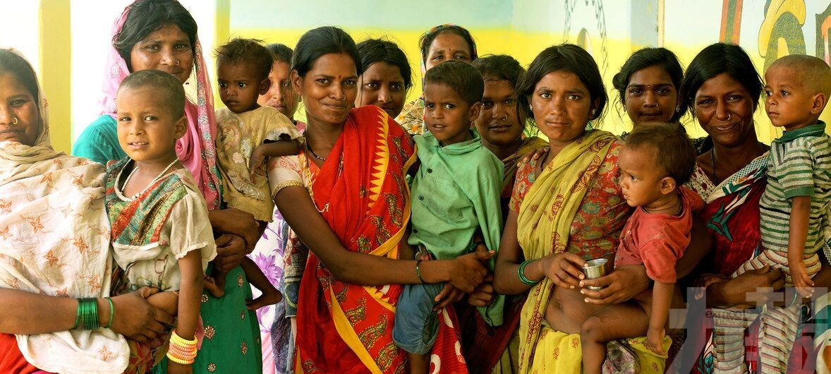 印度人口2027年超越中國