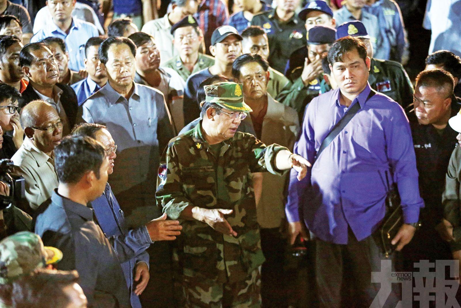 柬埔寨以過失殺人罪拘四華商