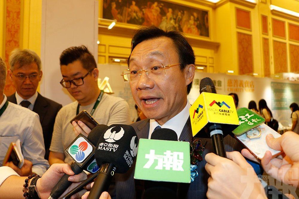 譚俊榮:要求文化局今後做得更多