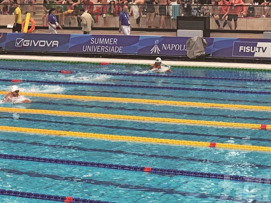 周文顥破200米蛙泳澳門紀錄