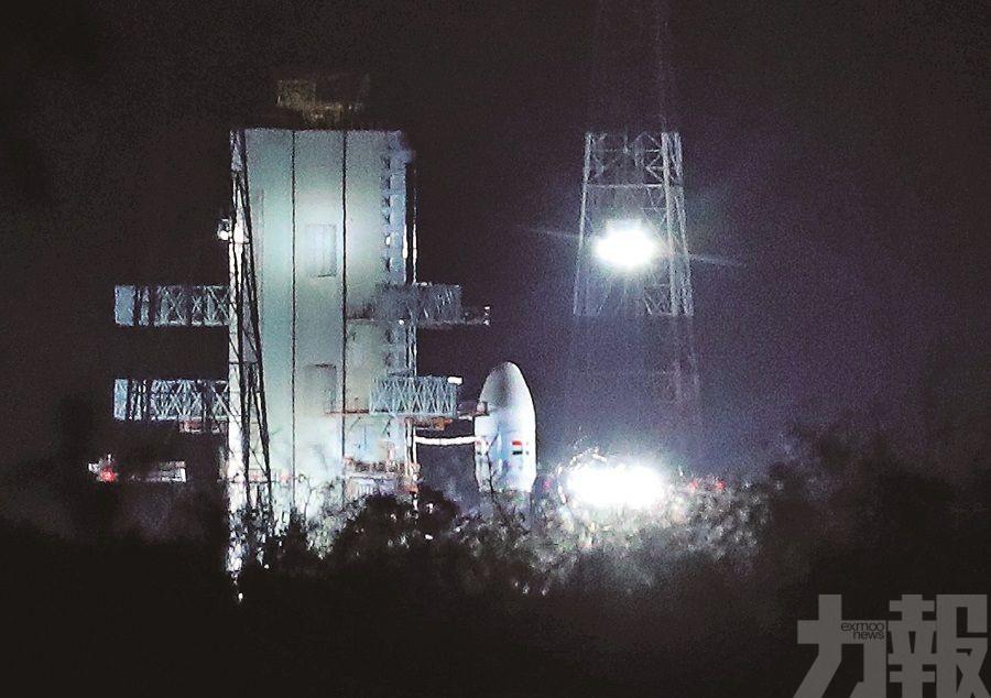 印度登月任務臨時喊卡