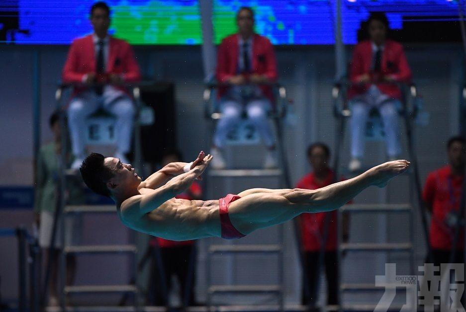 中國「夢之隊」近乎完美