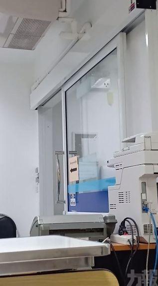 泰國醫院病房出現靈異現象