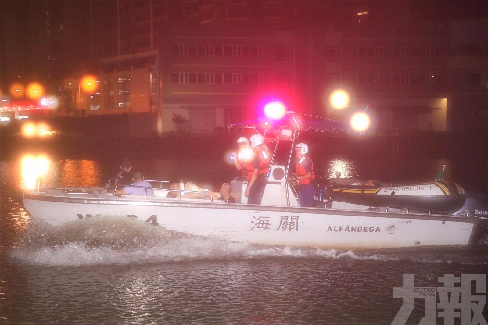 警民合作 海陸夾擊破偷渡案