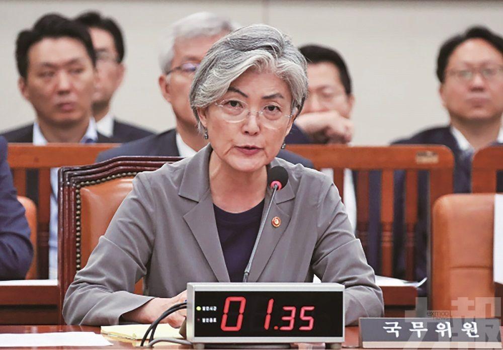 韓國擬終止情報合作