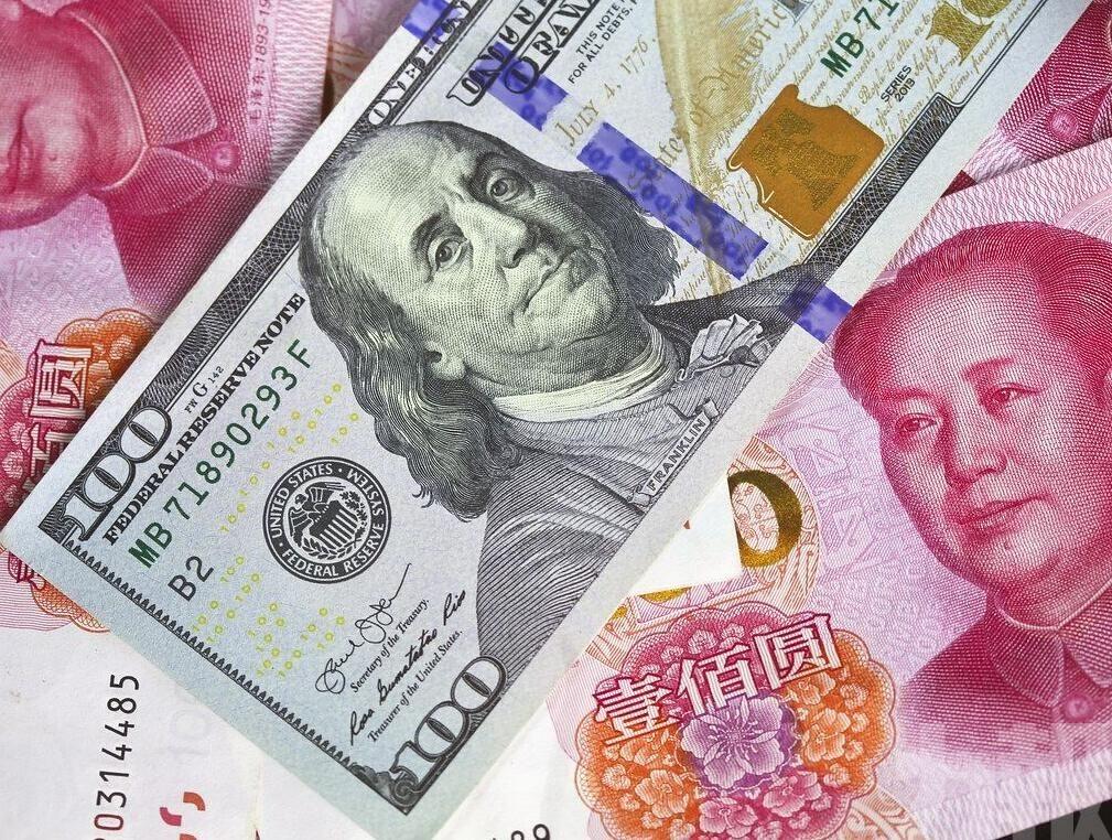 人民幣跌至年內低點